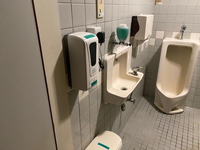 コロナ 公衆 トイレ